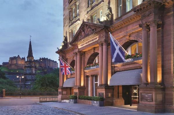 The Caledonian - a Waldorf Astoria Hotel Edinburgh