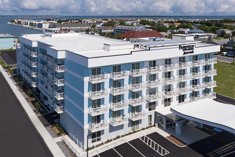 Fairfield Inn And Suites Ocean City