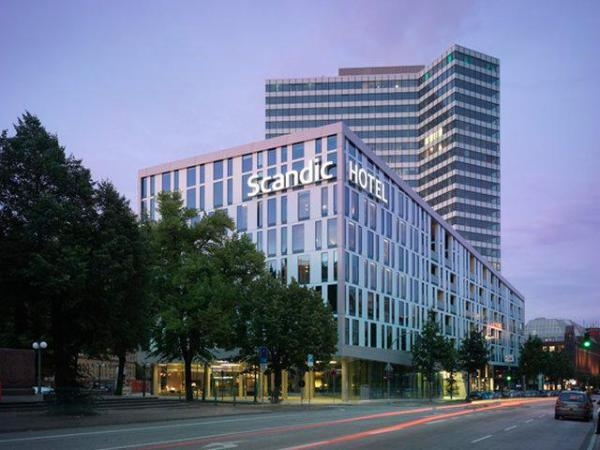 Scandic Hamburg Emporio Hotel Hamburg