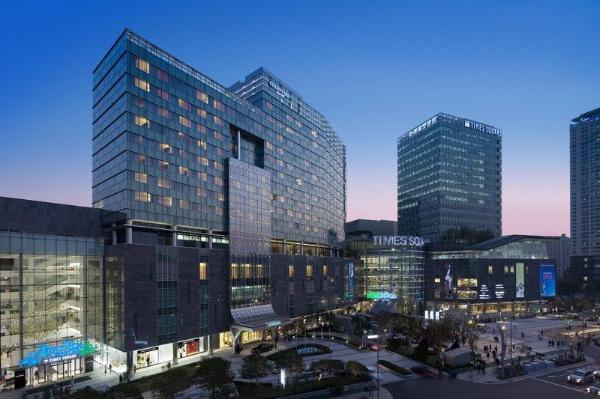 Courtyard Seoul Times Square Seoul