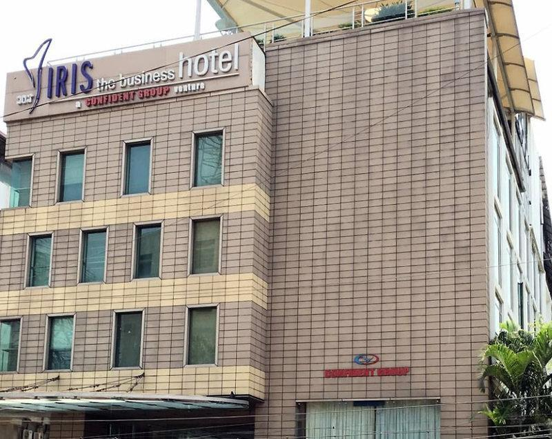 IRIS The Business Hotel And Spa