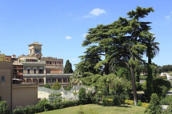 Hotel Degli Artisti Rome