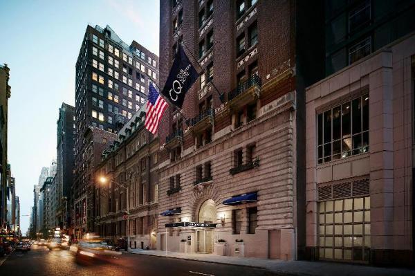 CLUB QUARTERS HOTEL TIMES SQUARE - MIDTOWN New York