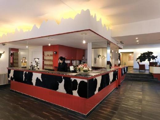 Leoneck Hotel Zurich