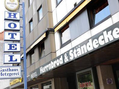 Hotel Herrnbrod And Standecke