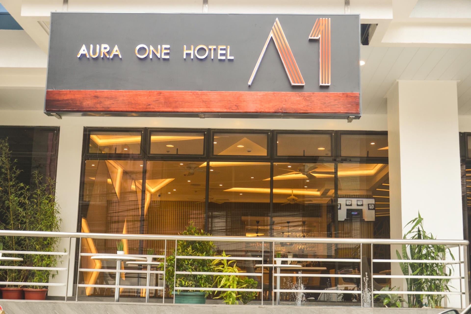 Aura One Hotel Junior Double Deluxe
