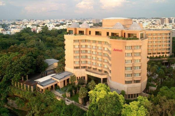 Hyderabad Marriott Hotel & Convention Centre Hyderabad