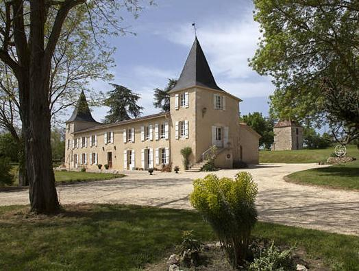 Maison D'Hotes Les Bruhasses