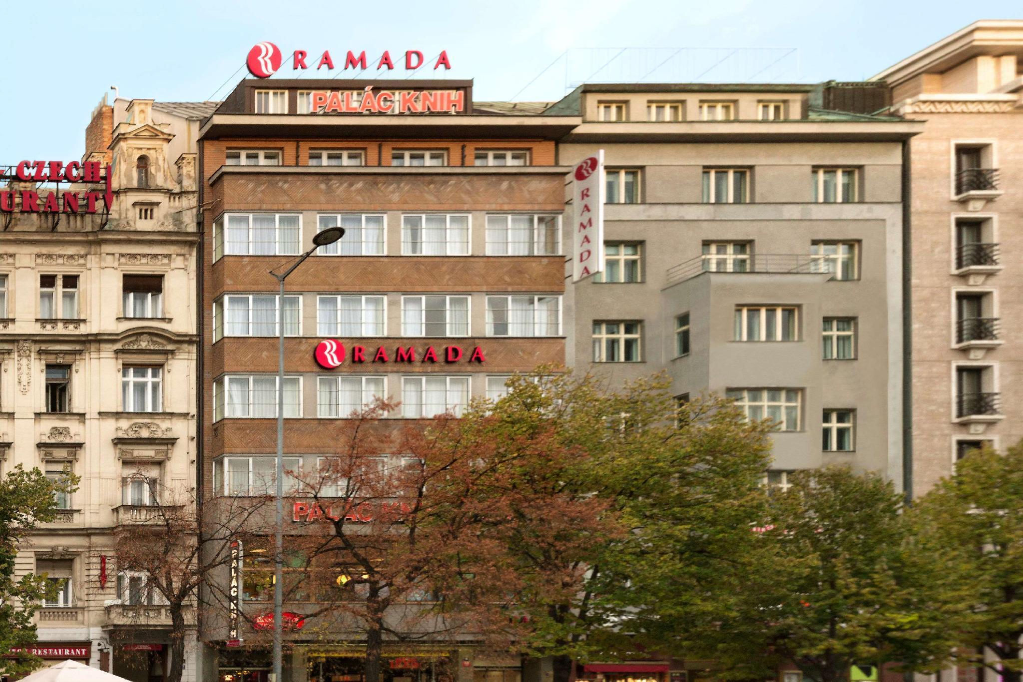 Ramada by Wyndham Prague City Centre