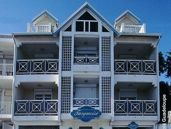 Residence Turquoise   Vue Mer