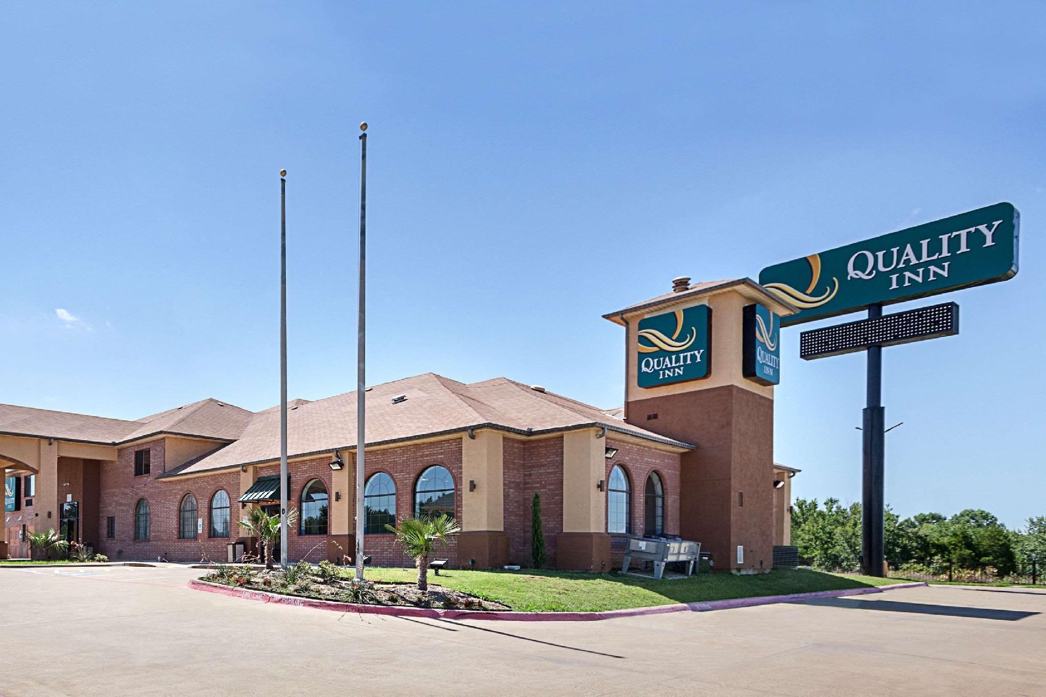 Quality Inn Mesquite   Dallas East