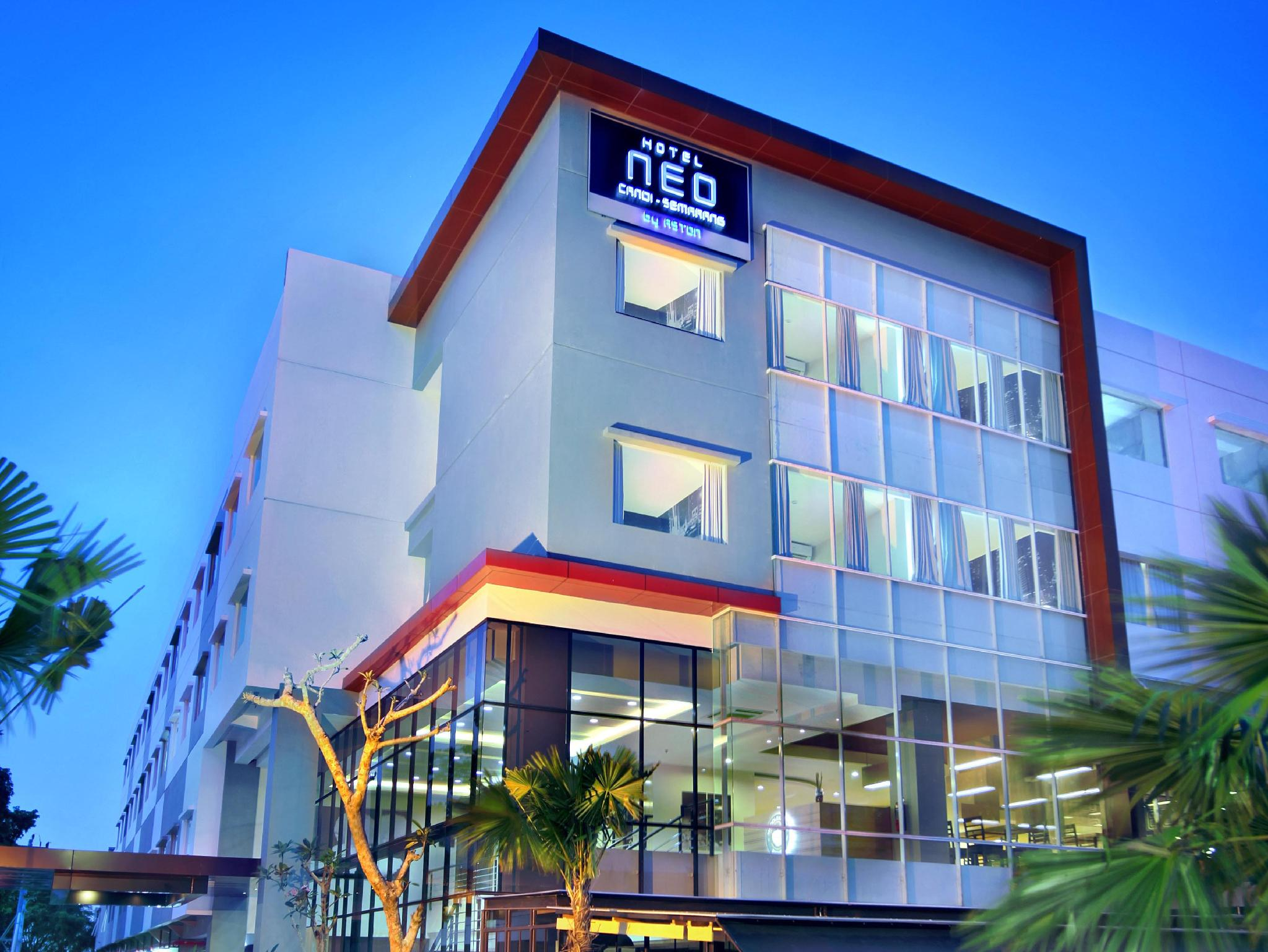 Hotel Neo Candi Simpang Lima   Semarang By ASTON