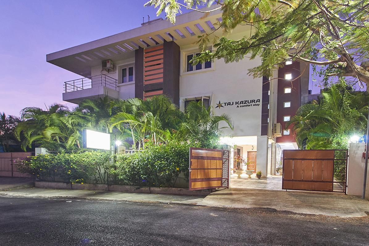 Taj Kazura Hotel