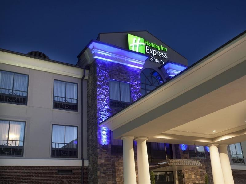 Review Holiday Inn Express Hotel & Suites Morgan City- Tiger Island