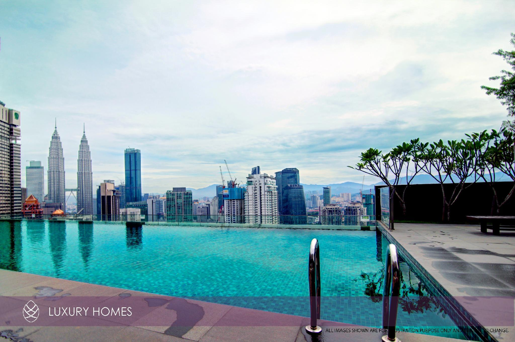 Dorsett Residence Bukit Bintang By Vale Pine Luxury Homes