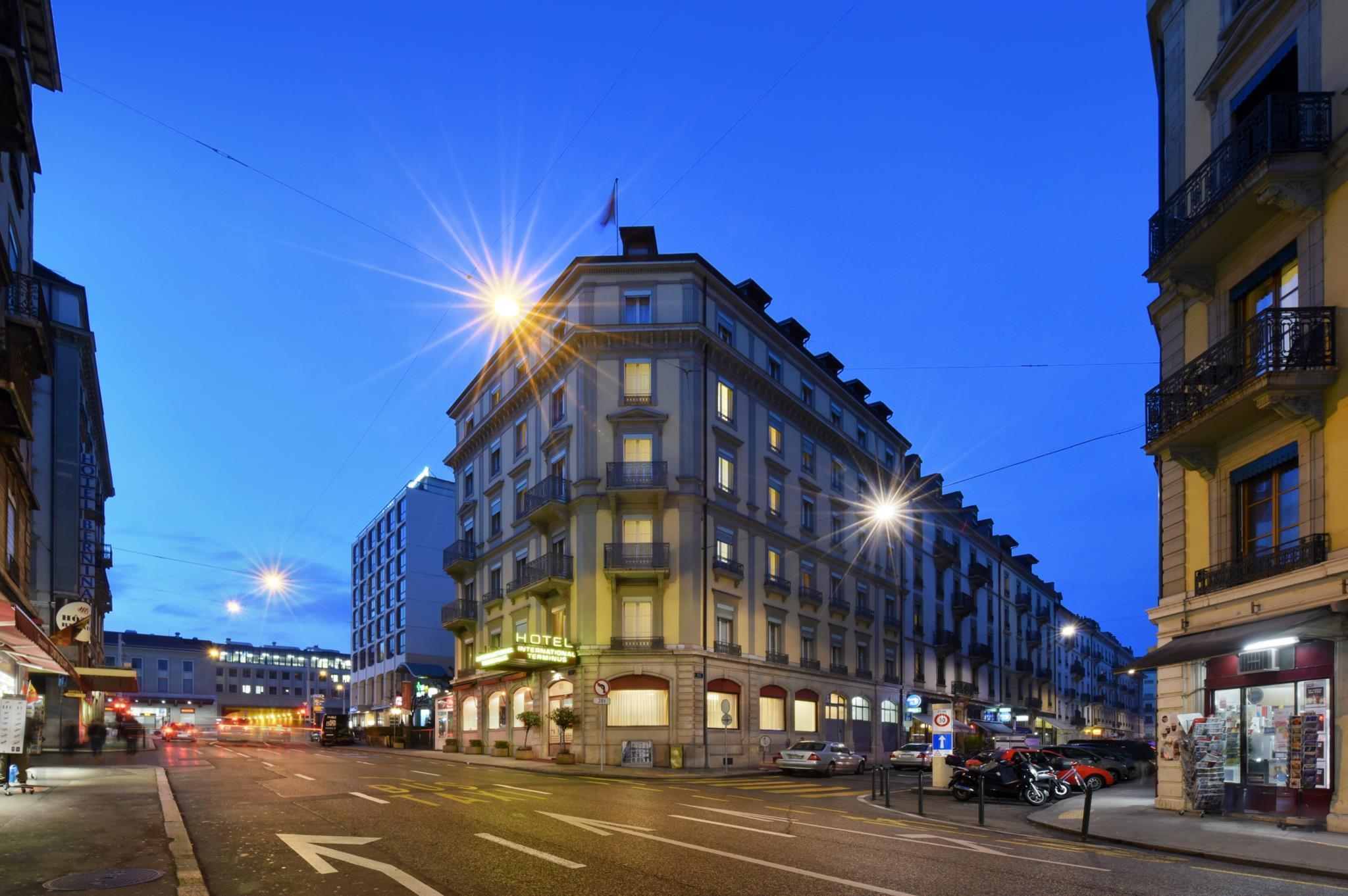 Hotel International And Terminus