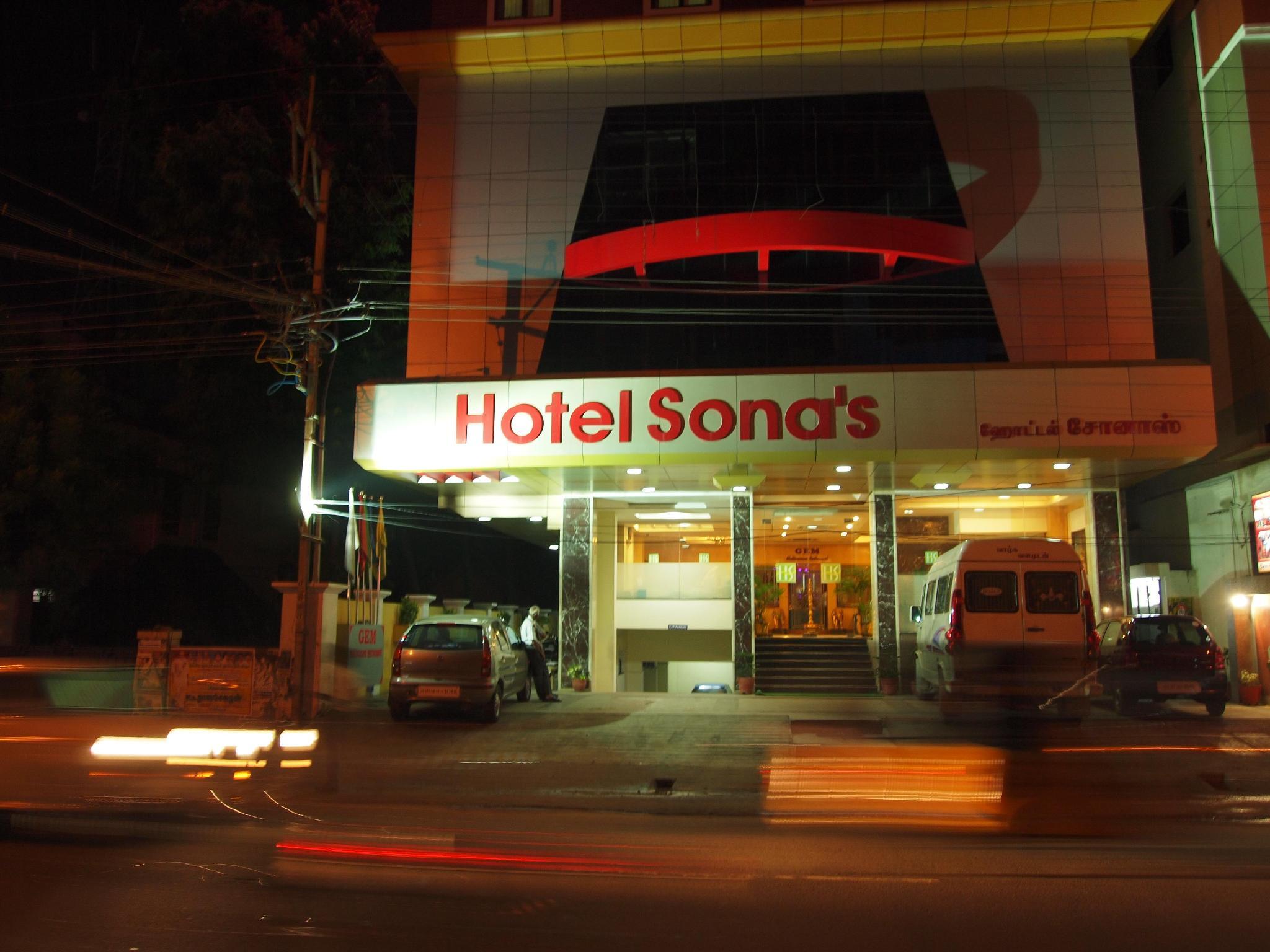 Hotel Sonas