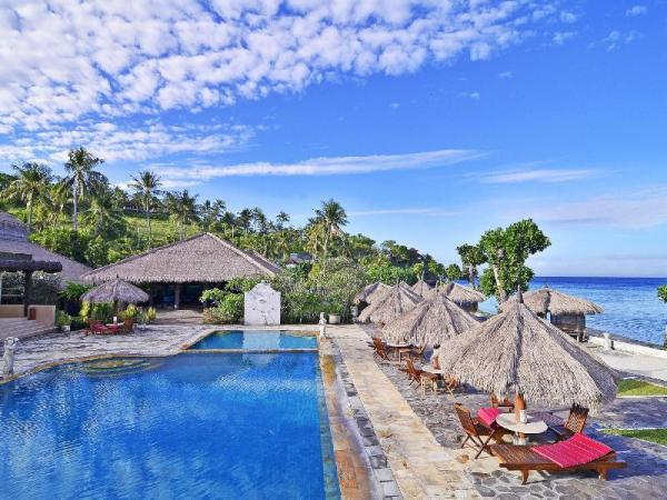 Pasific Beach Cottages Lombok