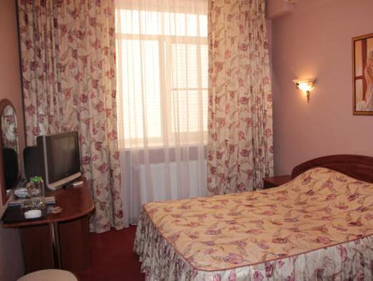 Romantic hotel Reviews