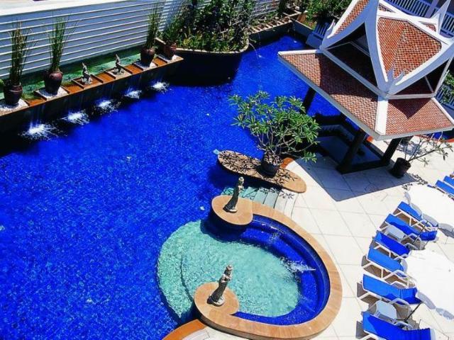 กะตะ พูลไซด์ รีสอร์ท – Kata Poolside Resort
