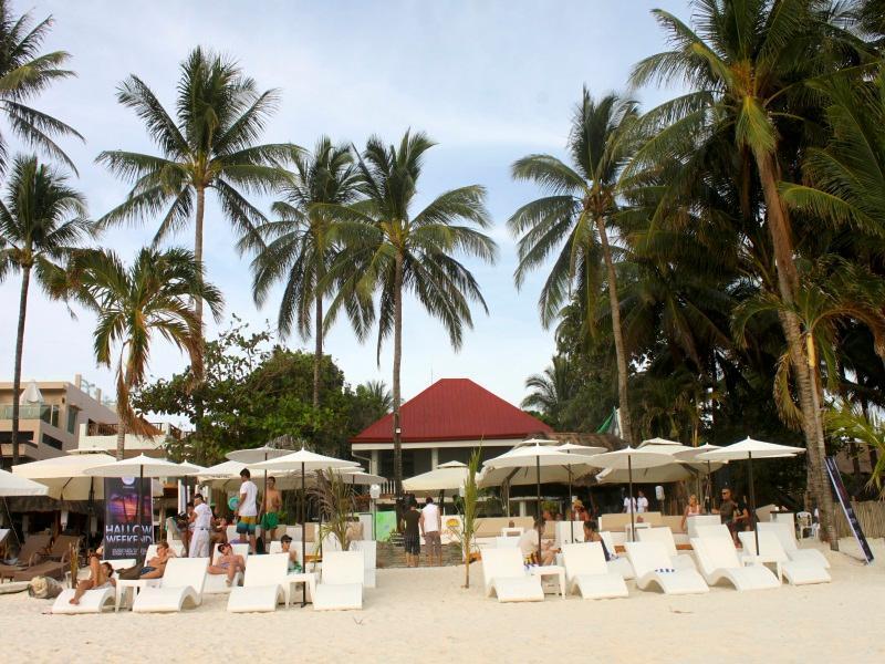 White House Beach Resort Hotel Boracay