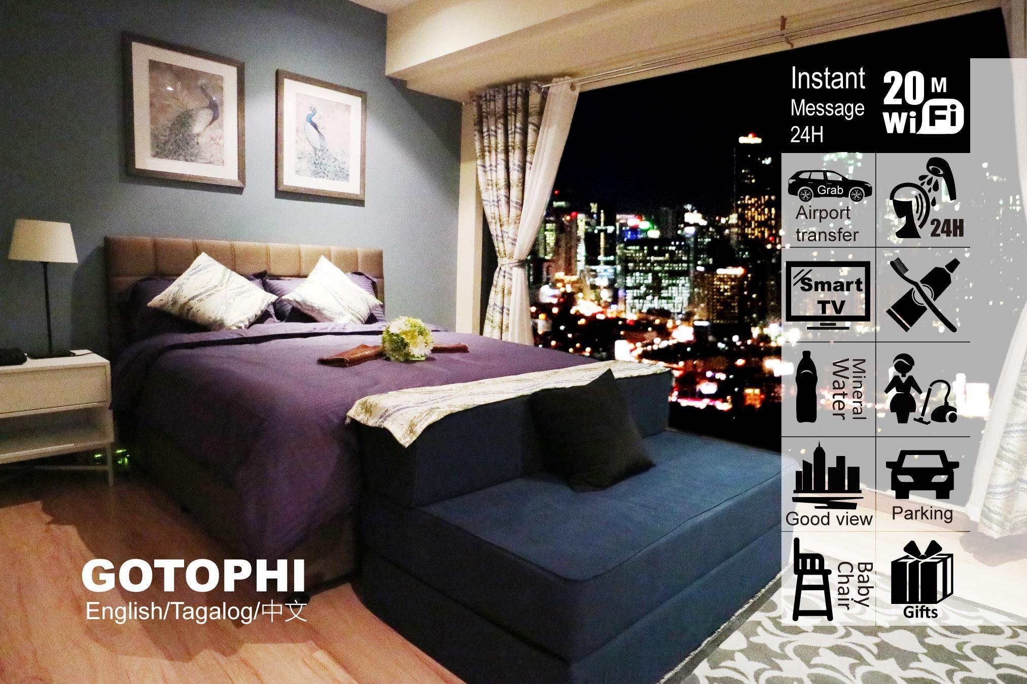 Gotophi Luxurious Hotel Knightsbridge Makati
