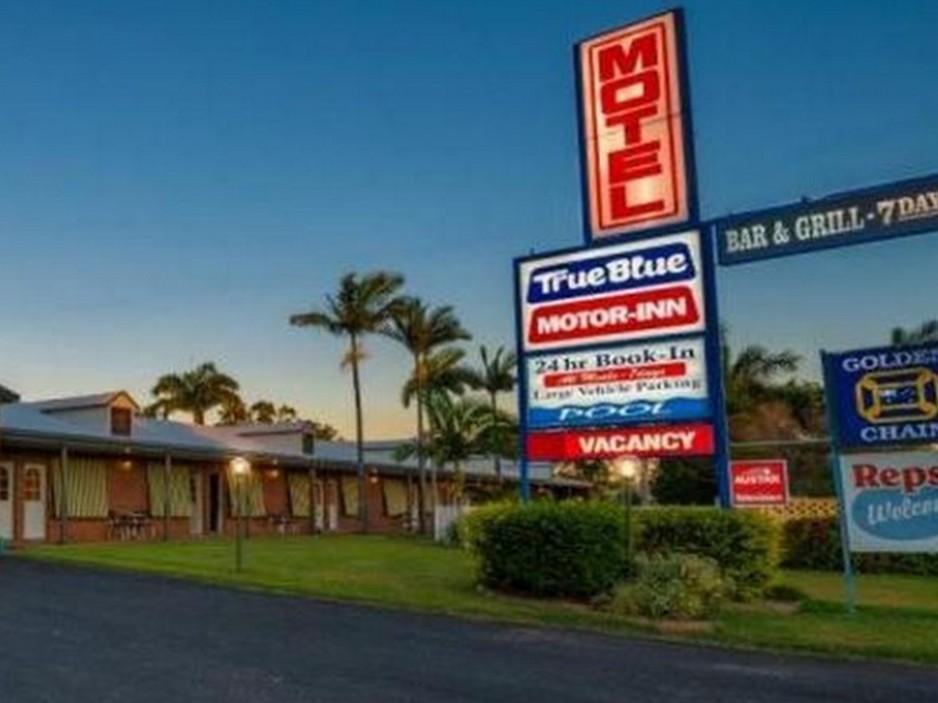 True Blue Motor Inn