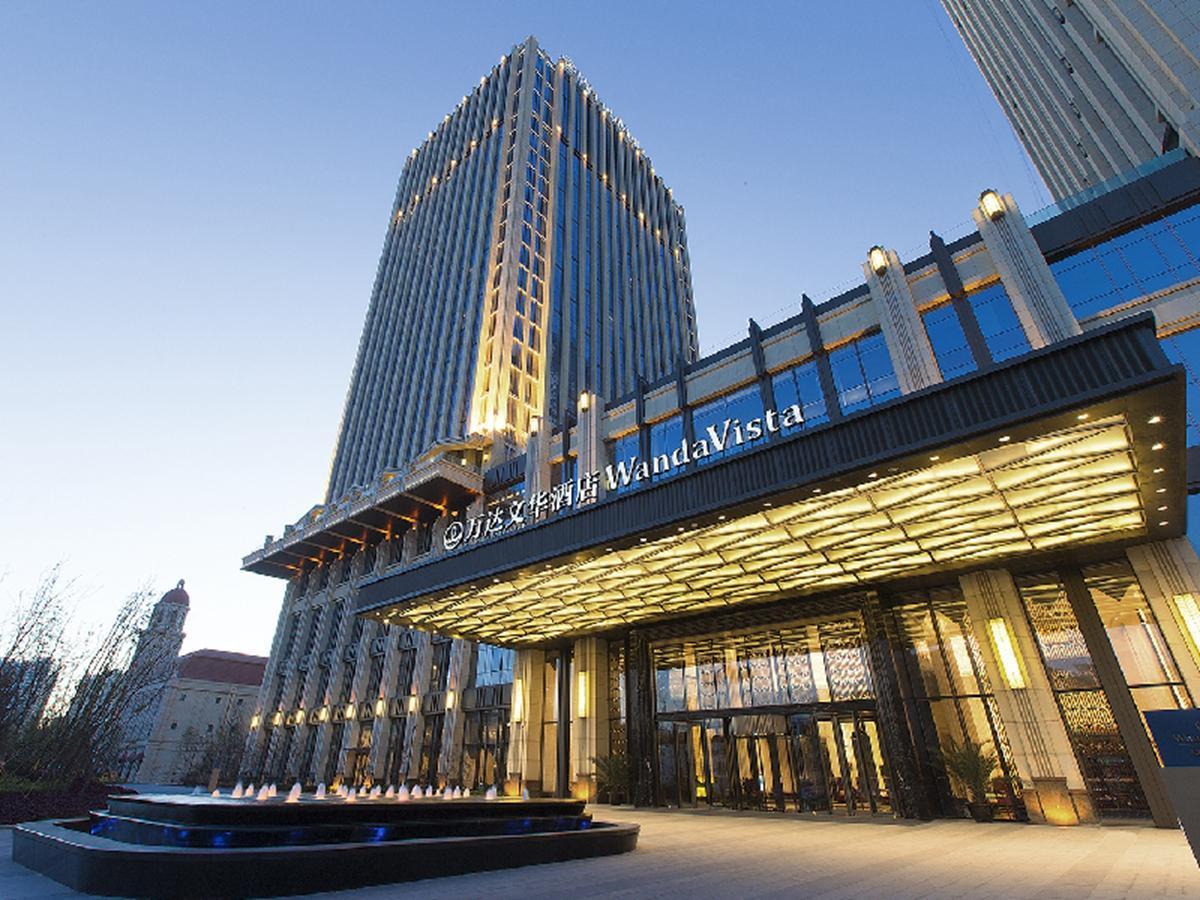 Wanda Vista Tianjin Hotel