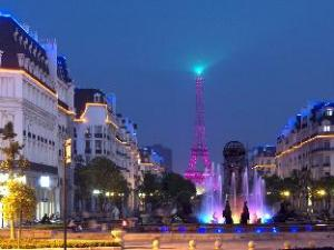 Zhejiang Tianducheng French Themed Resort