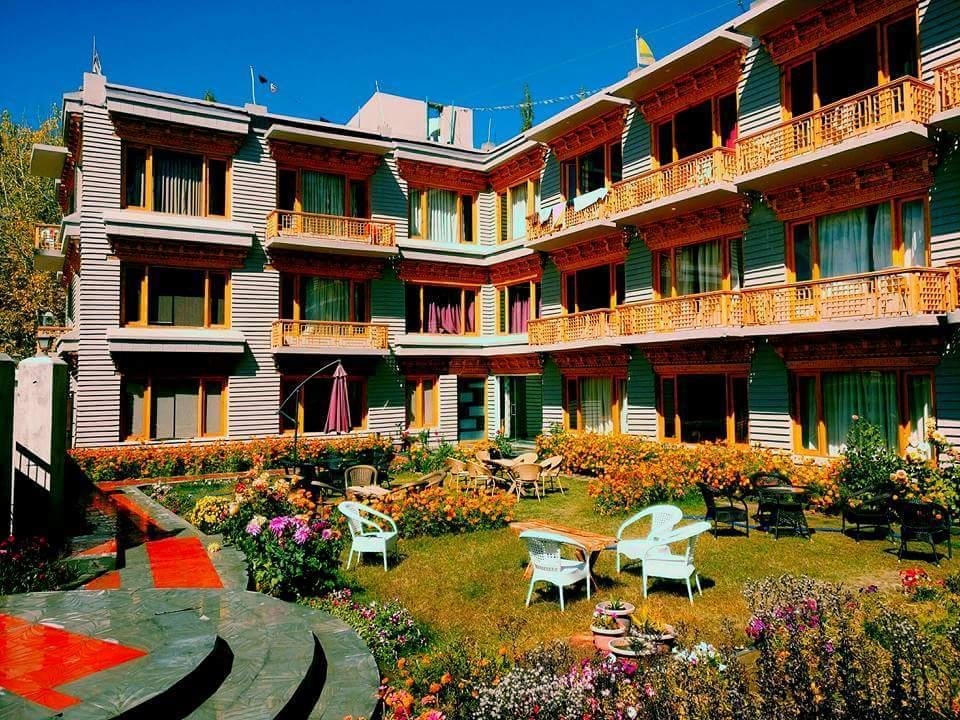 Hotel Yarab Tso