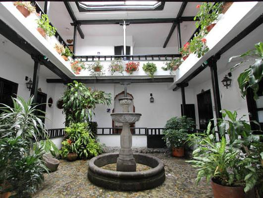 Hotel Camino Real Popayan Colombia