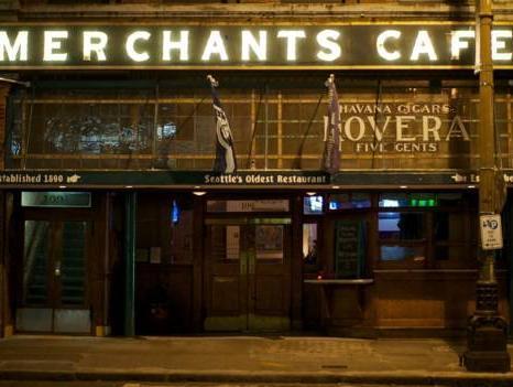 Historic Apartments At Merchants Cafe And Saloon