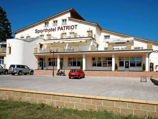 Sporthotel Patriot