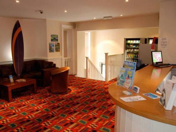 Berties Lodge Newquay