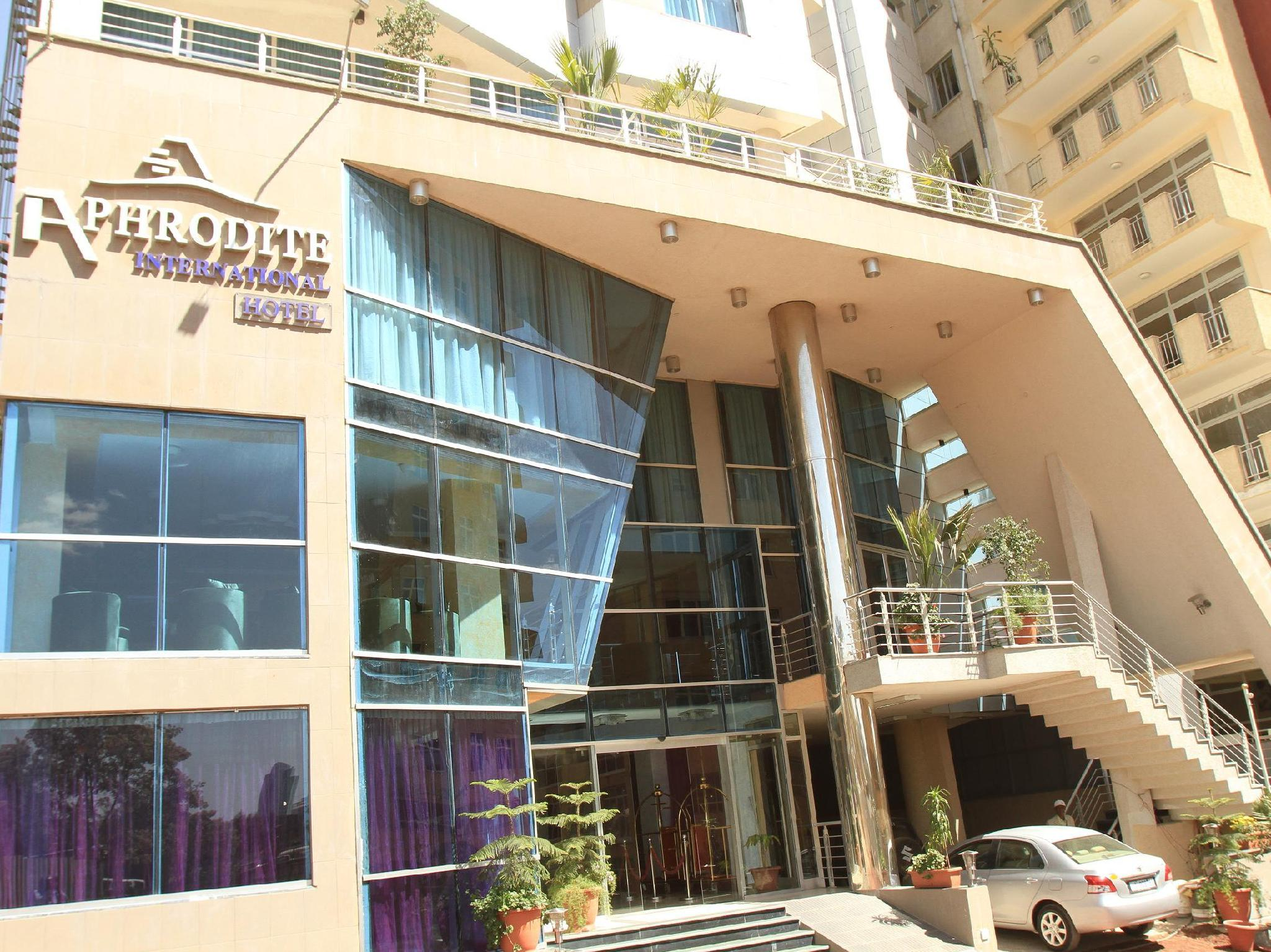 Aphrodite International Hotel