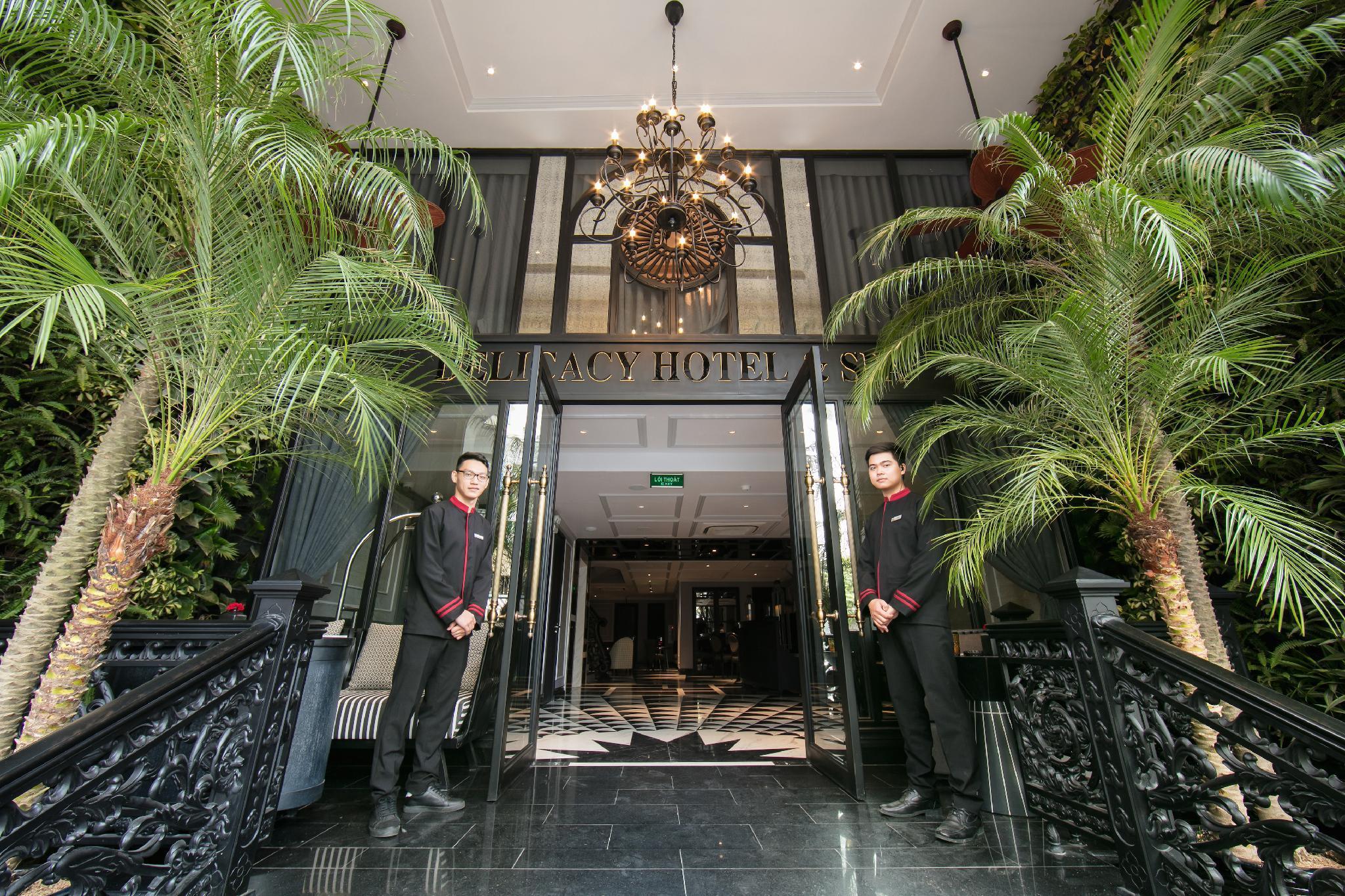 Delicacy Hotel And Spa