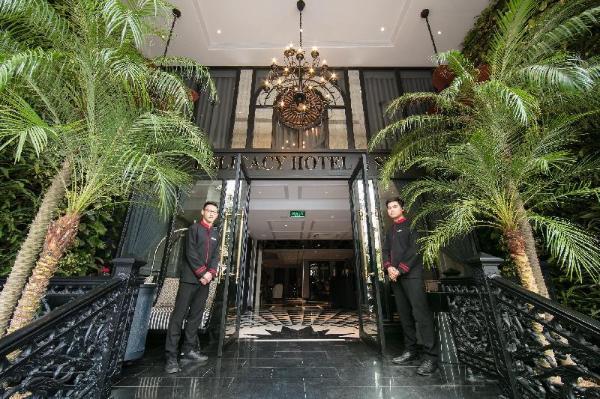 Delicacy Hotel & Spa Hanoi