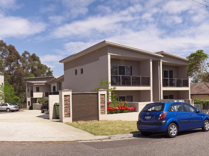 Bluegum Executive Apartments