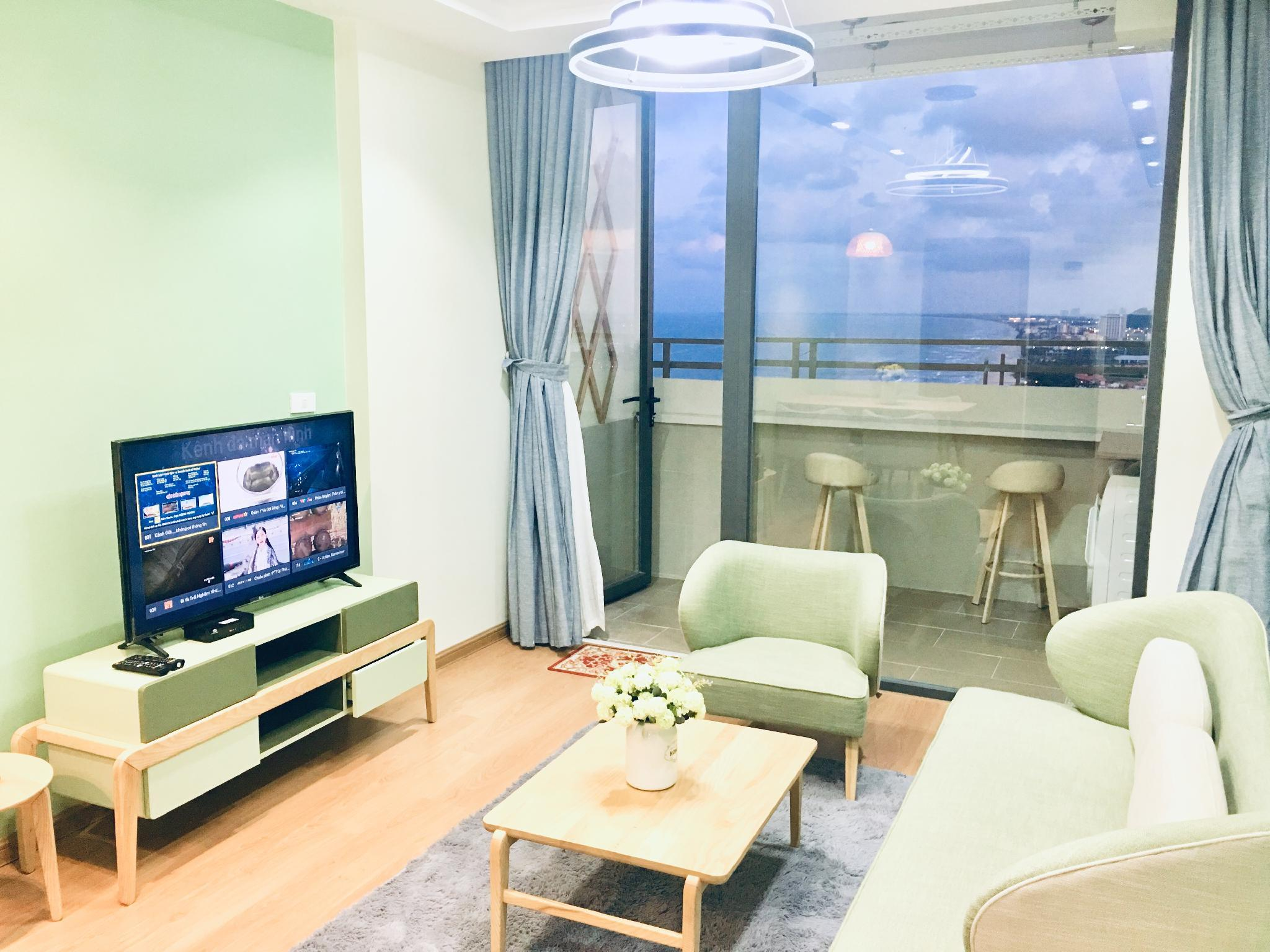 Apartment Sea View   Muong Thanh