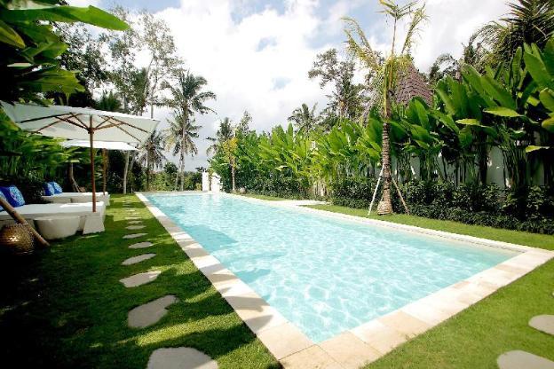 A Complex of Villas & Apartments in Ubud