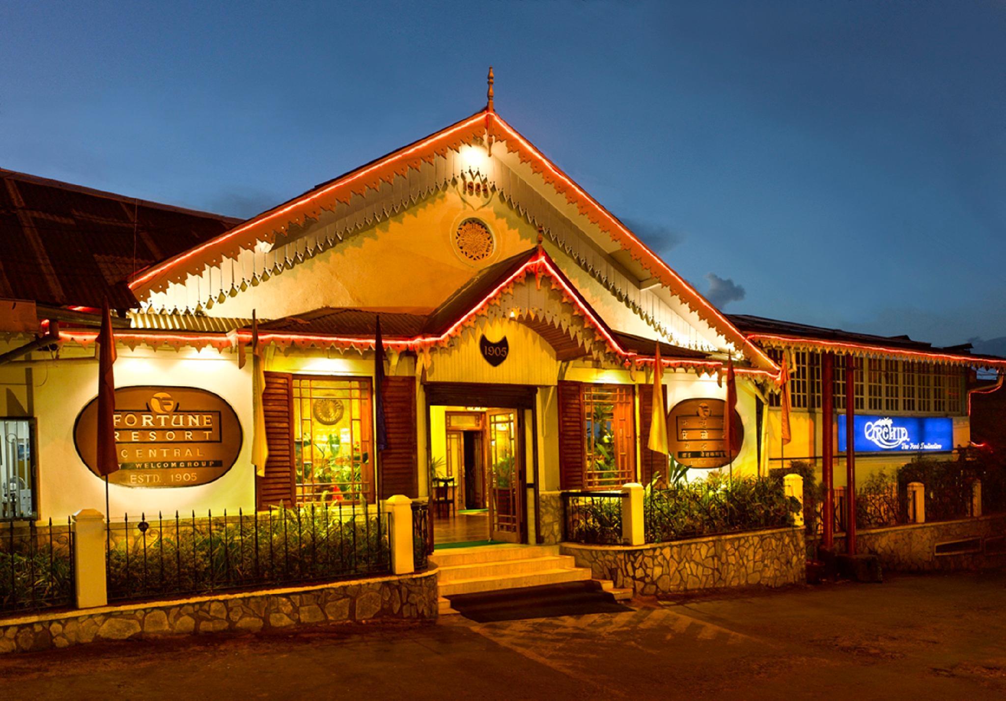 Central Heritage Resort And Spa Darjeeling