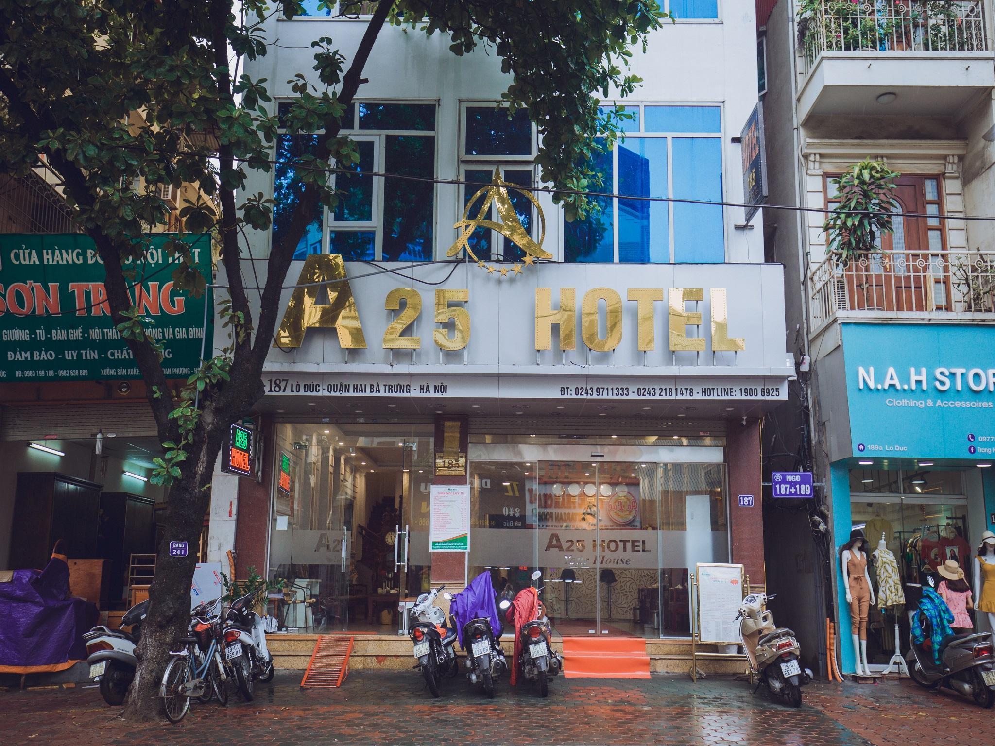 A25 Hotel   Lo Duc