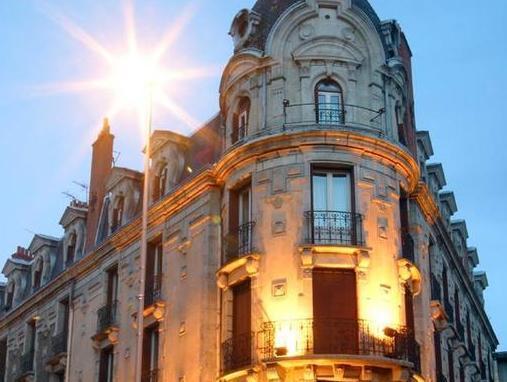 Hotel Restaurant Le Regina