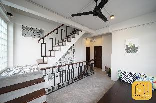 NVPP B&B- Oasis in the Old Town of Bangkok-BLUE