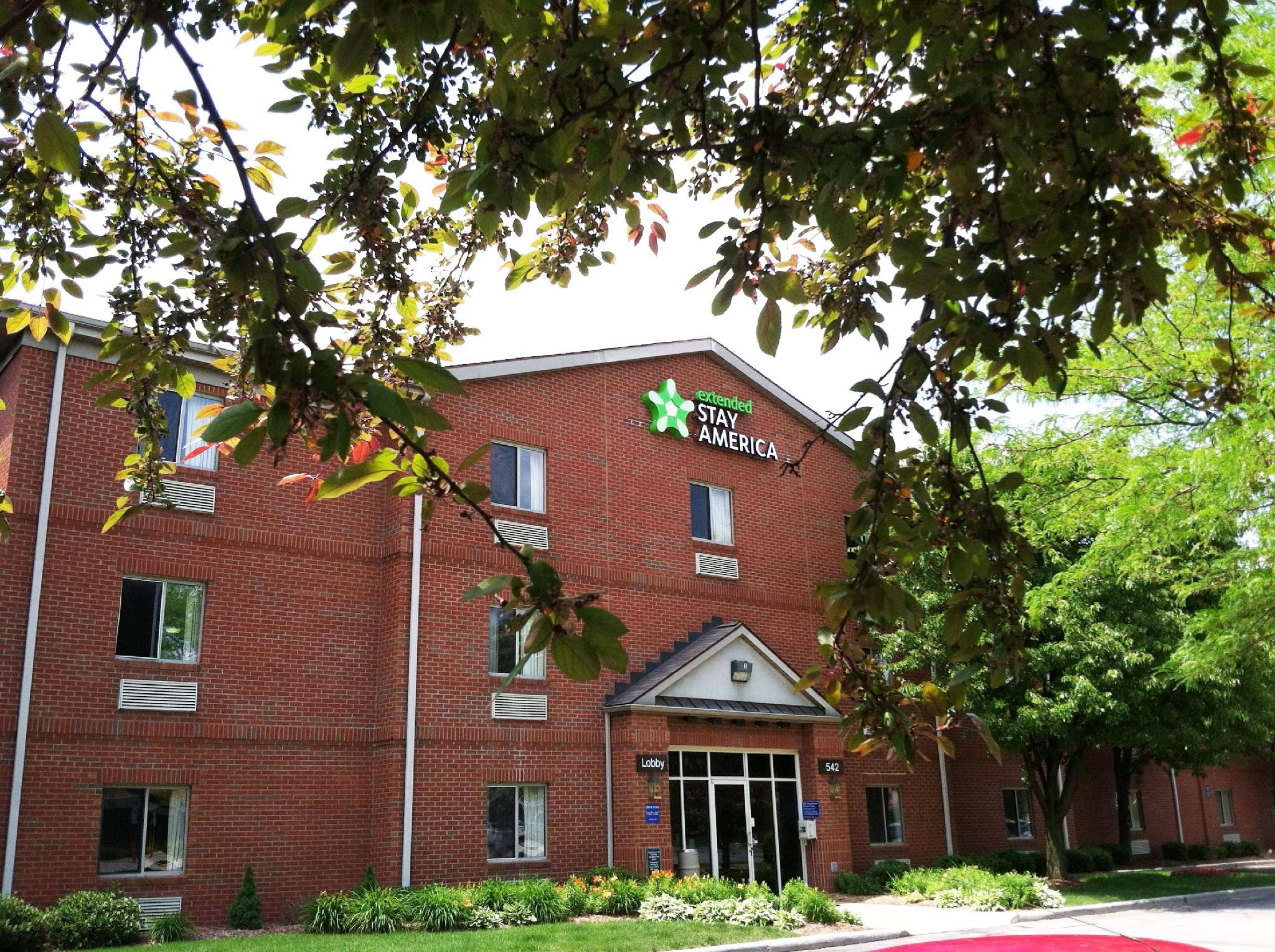 Extended Stay America Toledo Maumee