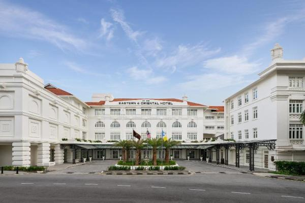 Eastern And Oriental Hotel Penang