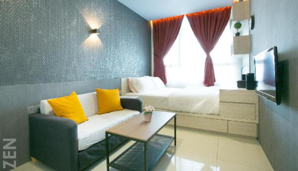 DESigneR Suites+Washer&Dryer+Wifi+Carpark+Near Lrt Kuala Lumpur