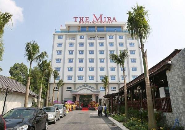 The Mira Boutique Hotel Binh Duong