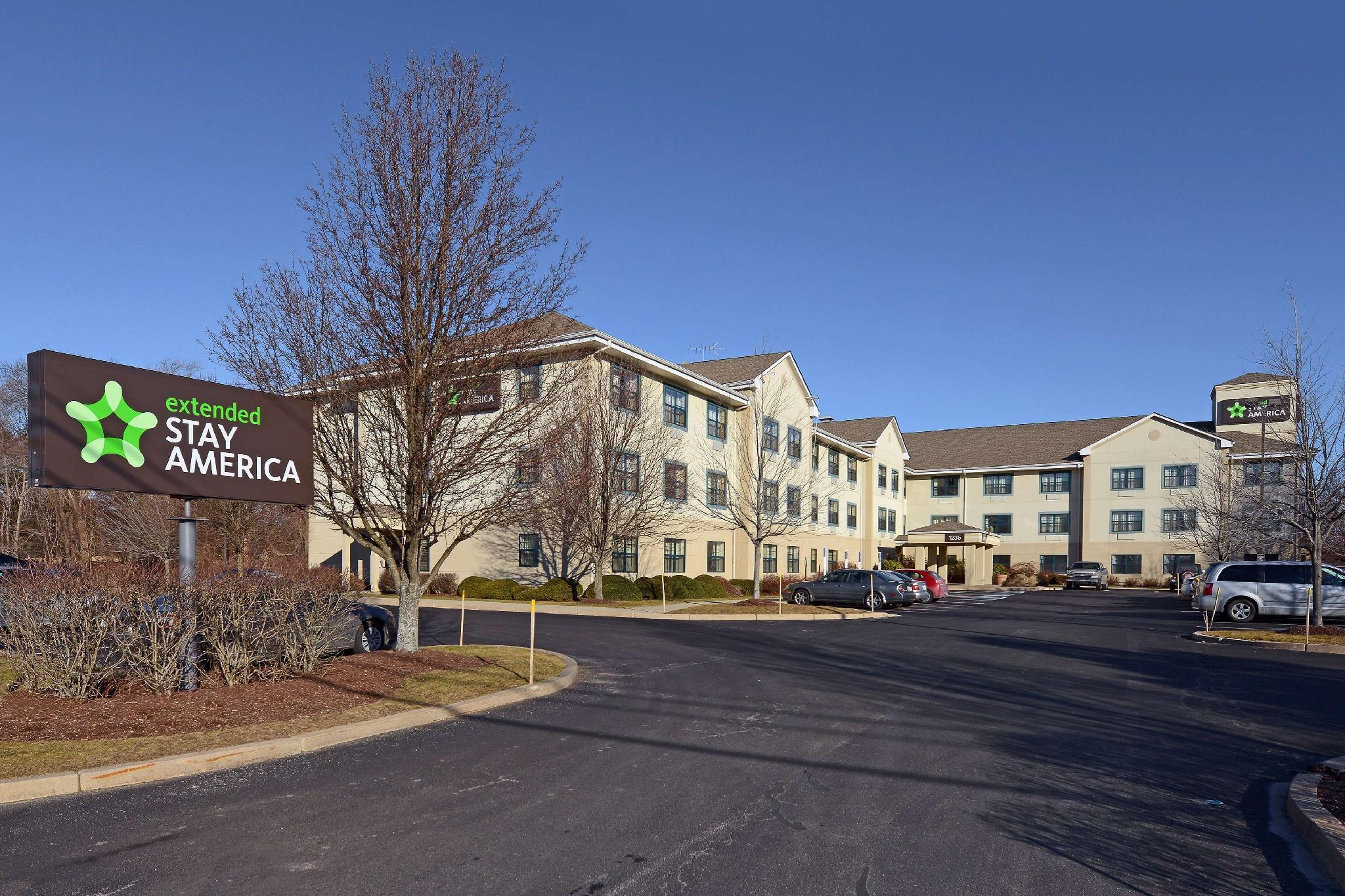 Extended Stay America PVD Airport West Warwick