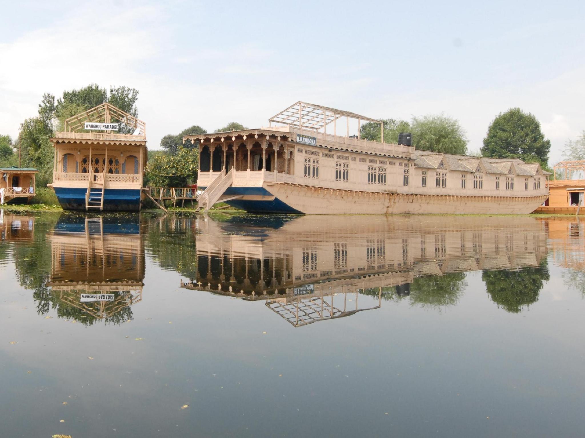 Khilona Group Of Houseboat